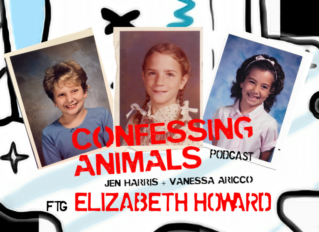 the wind in the story, Aesops Fable confessing animals podcast, Elizabeth G Howard, Vanessa Aricco, Poet Jen Harris