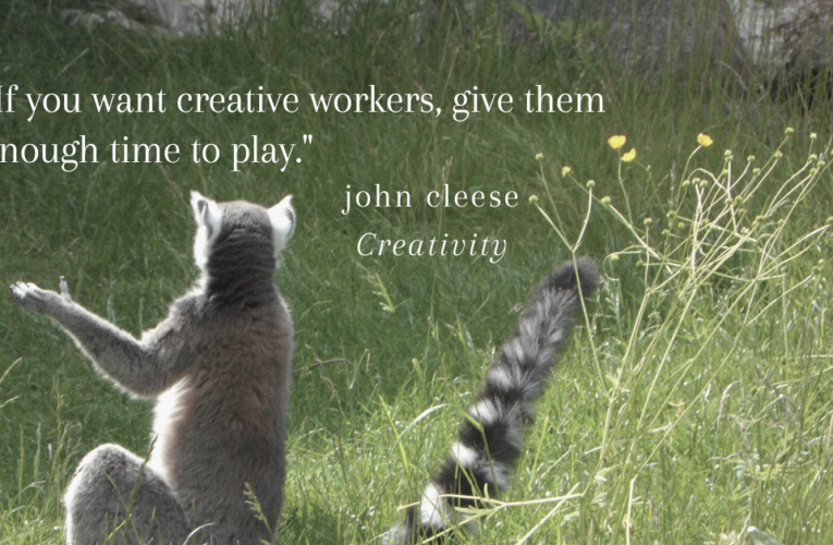 If You Want Creativity at Work…