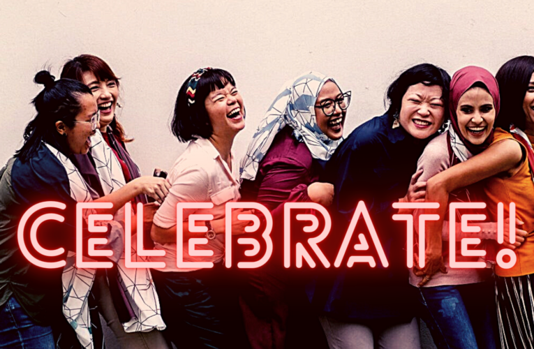Hey Gals! Let's Celebrate Our One Measly Day!