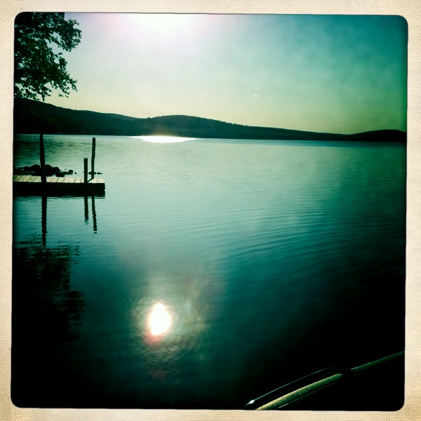 She is limitless Pleasant Pond the county Maine