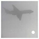 fog airplane