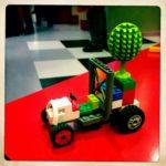 Green Powered Car