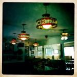Happy at Happy Joe's in LeClaire