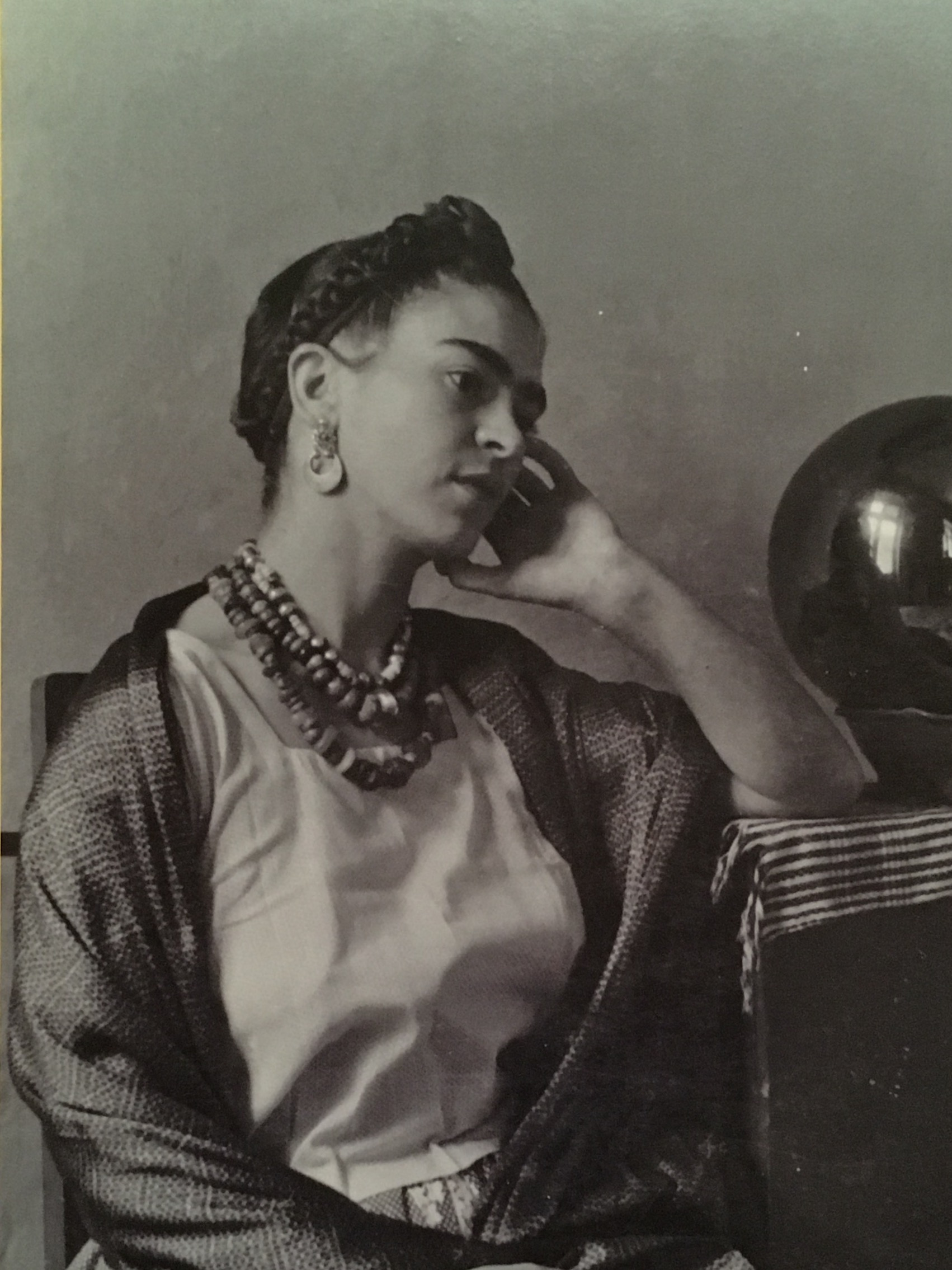 An Ode to Frida, on a Monday