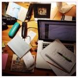 My Desk 2014