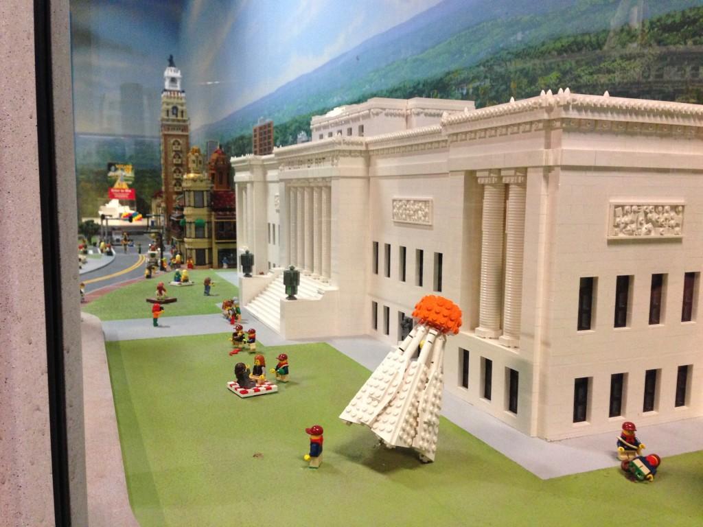 Nelson Legos