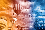 Acrylic Air Balloons