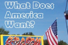 What does America Want?